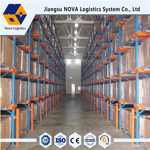 Drive Rack Drive in Racking De Nova Logistics